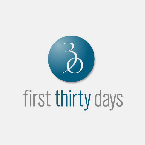 first thirty days by Ariane de Bonvoisin