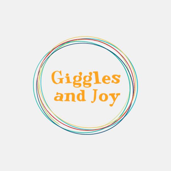 Giggles and Joy by Ariane de Bonvoisin