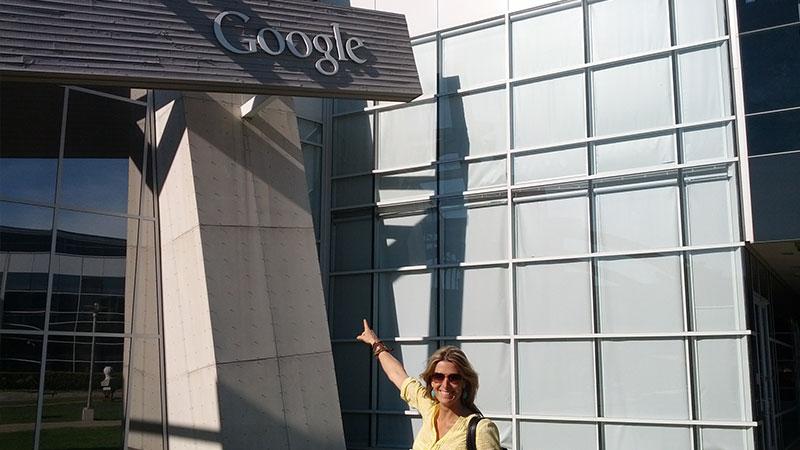 Ariane de Bonvoisin at Google