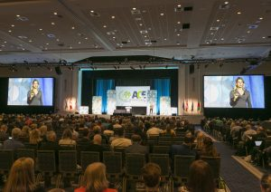 Ariane keynotes the ASBO Annual Conference