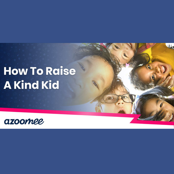Azoomee How to Raise a Kind Kid Interview with Ariane de Bonvoisin