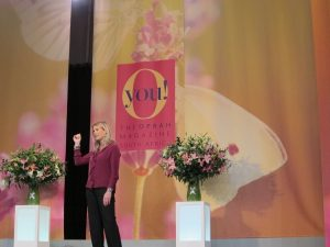Ariane keynotes the Oprah Conference