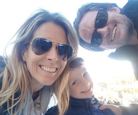 Ariane & Family